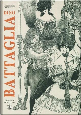 Letteratura disegnata by Dino Battaglia