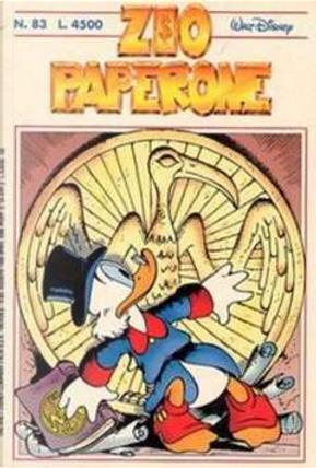 Zio Paperone n. 83 by Carl Barks, Daan Jippes, Don Rosa