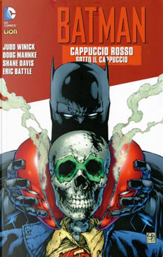 Batman: Cappuccio Rosso Vol. 2 - Variant by Judd Winick