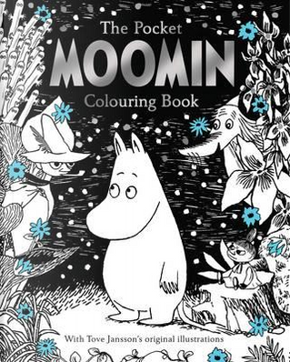 The Pocket Moomin Colouring Book by Tove Jansson