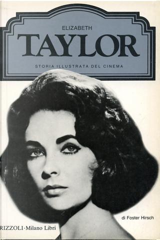 Elizabeth Taylor by Foster Hirsch, Nicoletta del Buono