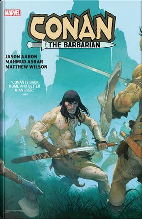Conan the barbarian by Jason Aaron