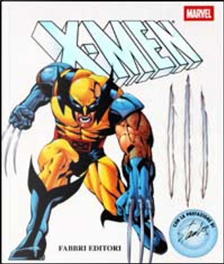 X-Men by Peter Sanderson