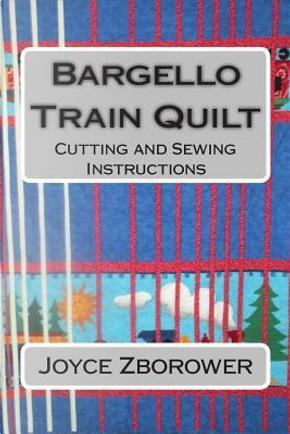 Bargello Train Quilt by Joyce Zborower
