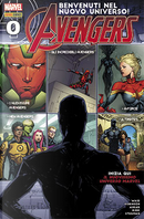 Avengers #0 by Al Ewing, G. Willow Wilson, Gerry Duggan, James Robinson, Mark Waid