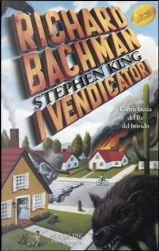 I vendicatori by Stephen King