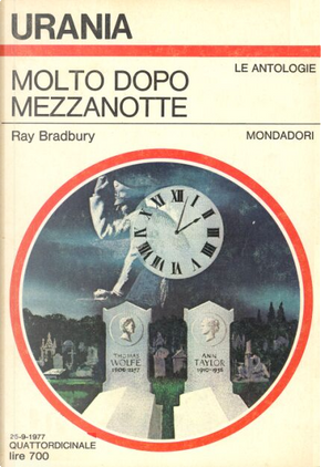 Molto dopo mezzanotte by Ray Bradbury