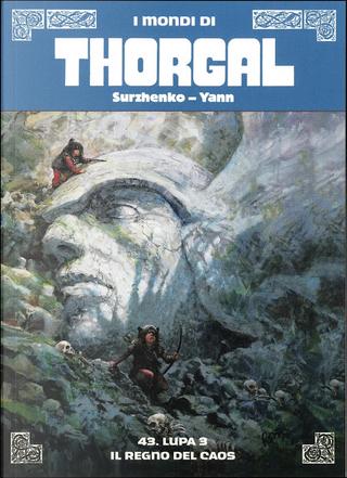 Thorgal n. 43 by Balac