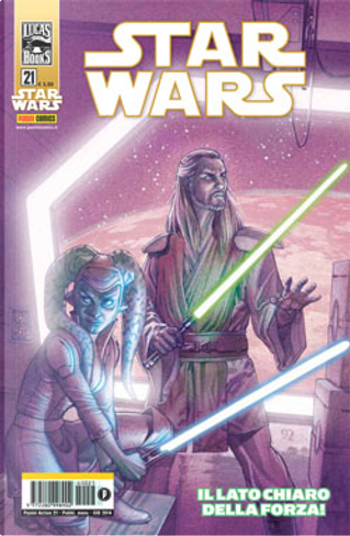 Star Wars vol. 21 by John Jackson Miller, Russ Manning, John Wagner, Scott Allie