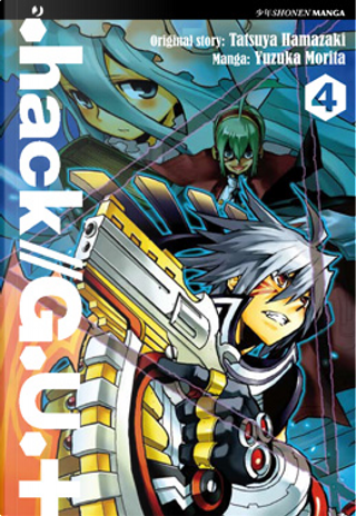 .hack//G.U.+ Vol. 4 by Yuzuka Morita