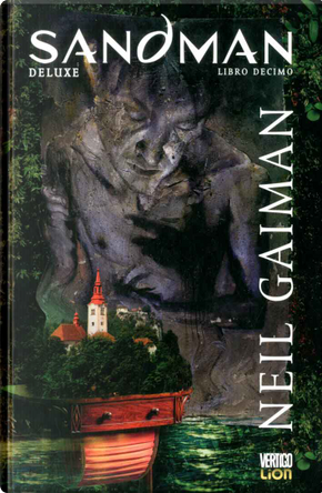 Sandman deluxe vol. 10 by Neil Gaiman