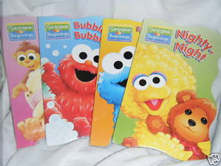 Baby's First Board Books by Sesame Workshop