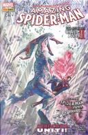 Amazing Spider-Man n. 670 by Brian Michael Bendis, Christos Gage, Dan Slott, Mike Costa, Peter David