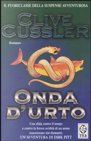 Onda d'urto by Clive Cussler