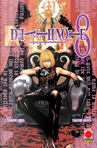 Death Note vol. 8 by Takeshi Obata, Tsugumi Ohba