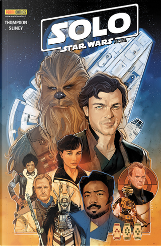 Solo: A Star Wars story by Robbie Thompson