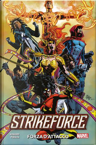 Strikeforce vol. 1 by Tini Howard