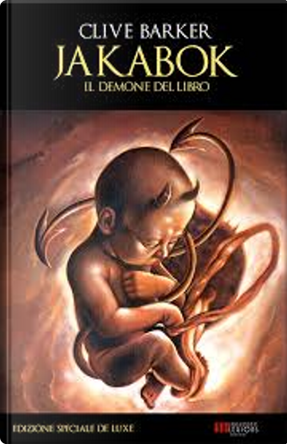 Jakabok, il demone del libro by Clive Barker