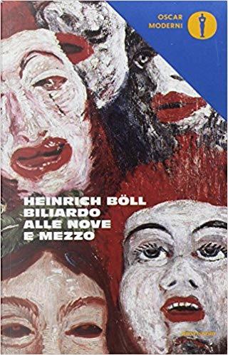 Biliardo alle nove e mezzo by Heinrich Böll