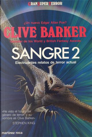 Sangre 2 by Clive Barker
