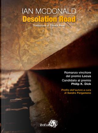 Desolation Road by Ian McDonald