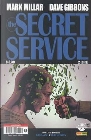 The Secret Service n. 2 (di 3) by Dave Gibbons, Mark Millar