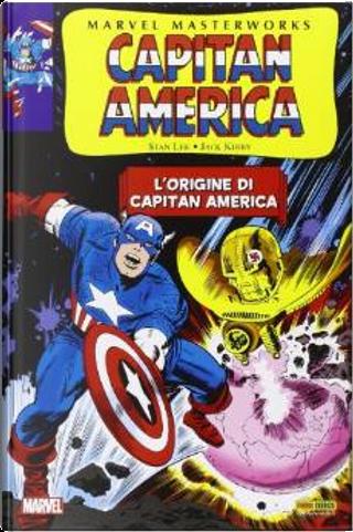 Marvel Masterworks: Capitan America vol. 1 by Stan Lee