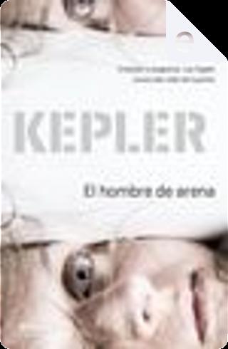 El hombre de arena by Lars Kepler