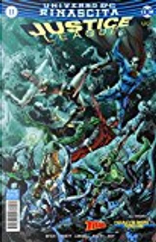 Justice League #11 by Bryan Hitch, Dan Abnett, Scott Lobdell
