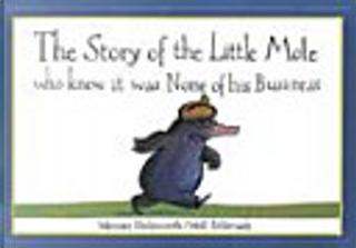 [노부영] The Story of the Little Mole Who Knew it was None of His Business (CD1장포함) by Werner Holzwarth