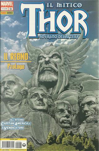 Thor n. 64 by Dan Jurgens, Dave Gibbons, Geoff Jones