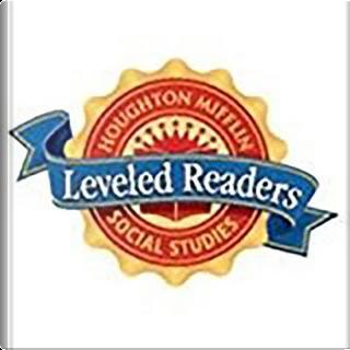 Social Studies Leveled Readers Only Crt on Level, 6pk Level 5 by Social
