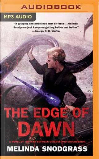 The Edge of Dawn by Melinda Snodgrass