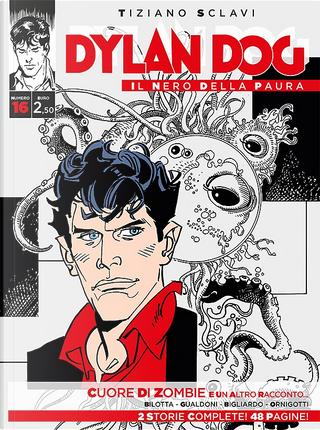 Dylan Dog - Il nero della paura n. 16 by Alessandro Bilotta, Giovanni Gualdoni