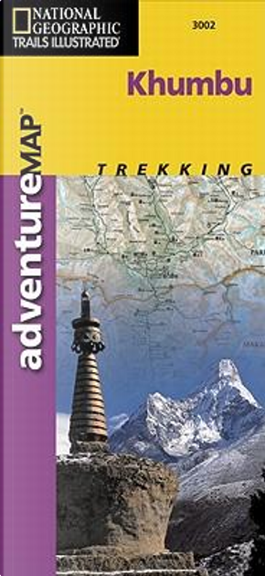 National Geographic Trails Illustrated Khumbu by Himalayan Maphouse