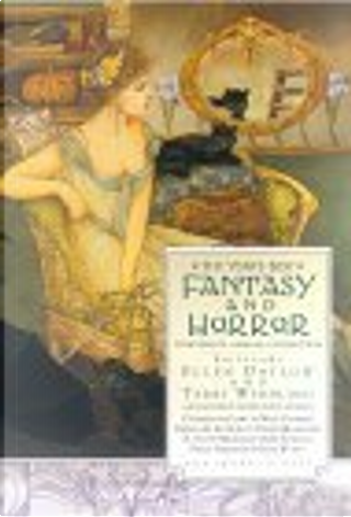 The Year's Best Fantasy and Horror, Vol. 13 by Douglas E. Winter, Kelly Link, Neil Gaiman, Steve Rasnic Tem, Tim Lebbon, Ursula K. Le Guin