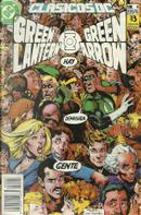Clásicos DC #4 by Dennis O'Neil, Steve Englehart