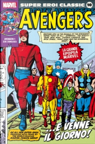 Super Eroi Classic vol. 10 by Stan Lee