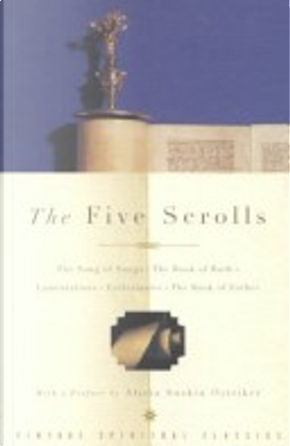 Five Scrolls by Alicia Ostriker