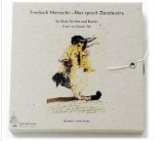 Also sprach Zarathustra, 1. und 2. Teil, 7 Audio-CDs by Axel Grube, Friedrich Nietzsche