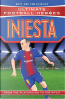 Iniesta by Matt Oldfield