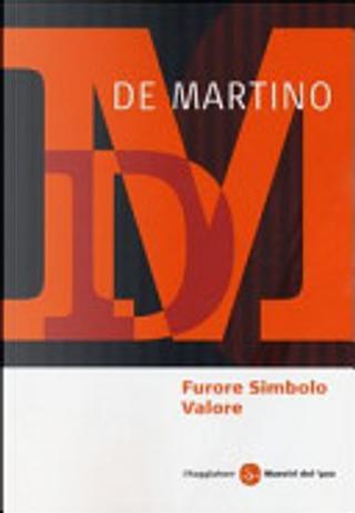 Furore Simbolo Valore by Ernesto De Martino