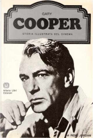 Gary Cooper by René Jordan