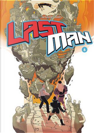 Last Man vol. 6 by Balak, Bastien Vivès
