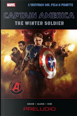 Marvel Movie - Captain America The Winter Soldier: Preludio by Peter David