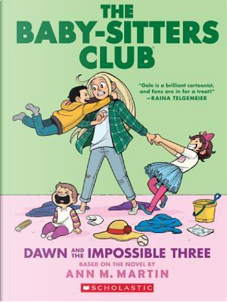 The Baby-Sitters Club 5 by ANN M. MARTIN