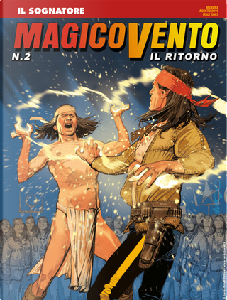 Magico Vento - Il Ritorno n. 2 by Gianfranco Manfredi