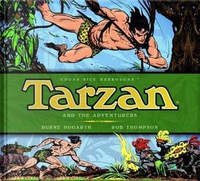 Tarzan and the Adventurers by Burne Hogarth