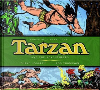 Tarzan and the Adventurers by Burne Hogarth