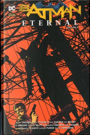 Batman Eternal vol. 4 by James Tynion IV, John Layman, Ray Fawkes, Scott Snyder, Tim Seeley